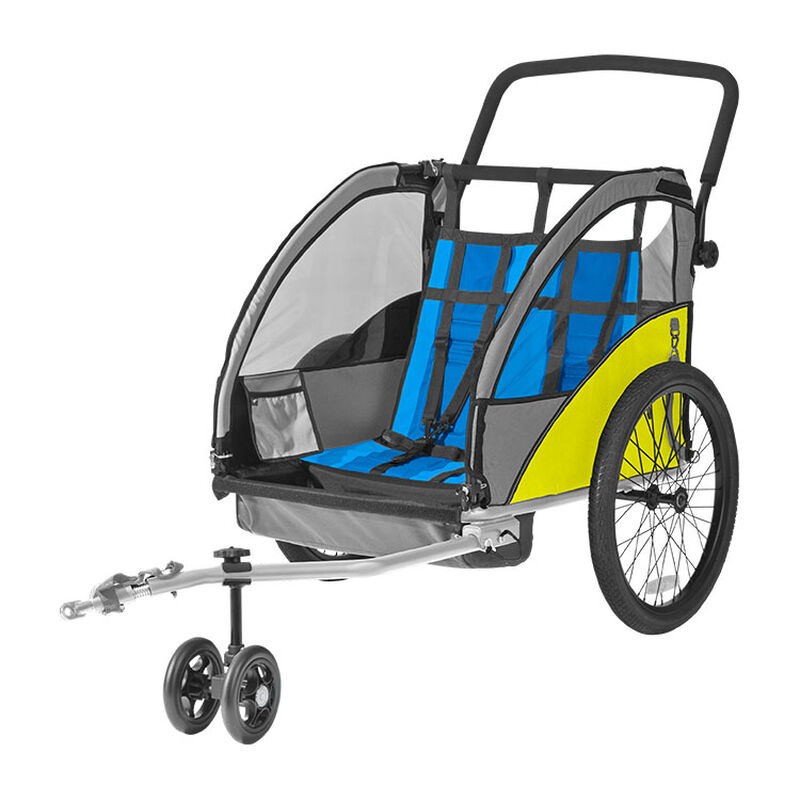 Model A Child Bicycle Trailer & Stroller Conversion Kit