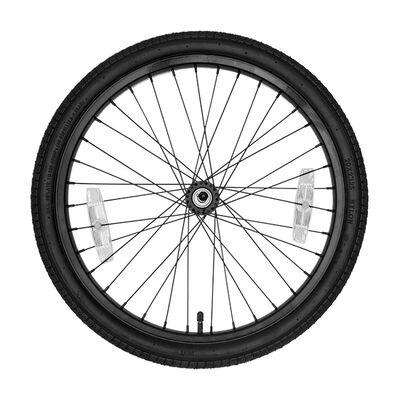 20-inch Steel Rim Wheel Set - Model A and Model T